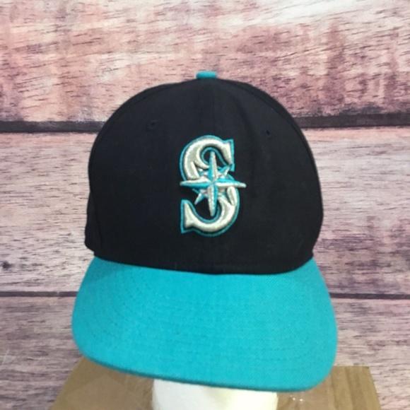 Seattle Mariners Hat Cap Baseball New Era 7 3 8 e004b2441c12